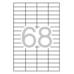 ETIQUETA A4 48.5X16.9 100H BLANCO