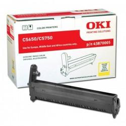 OKI - TAMBOR C5650/C5750 AMARILLO