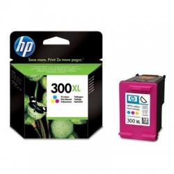 Cartucho de tinta tricolor HP 300XL