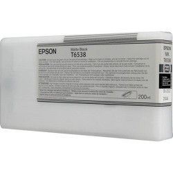EPSON CARTUCHO INYECCION TINTA NEGRO MATE 200ML