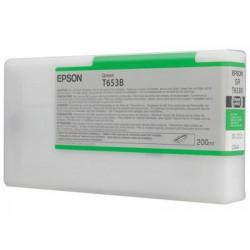 EPSON CARTUCHO INYECCION TINTA VERDE 200ML