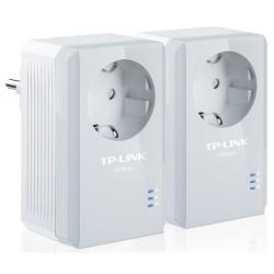 PLC TP-LINK KIT DE 2 500MB+SCHUKO TL-PA4010PKIT