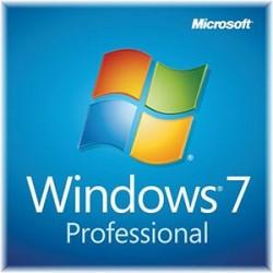 Licencia Windows 7 Pro ULCPC COA OEM 32-64 bits