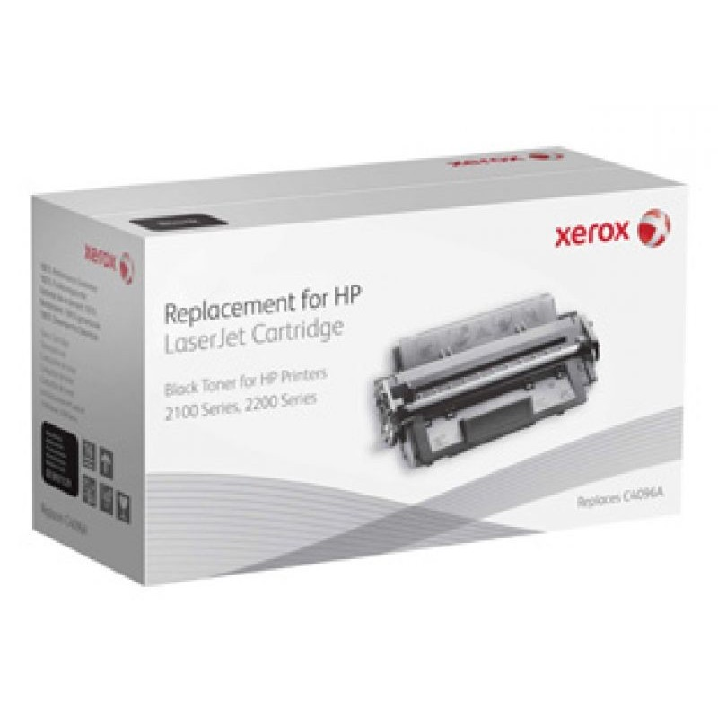 TONER XEROX HP C4096A - negro - 5000 PAGINAS